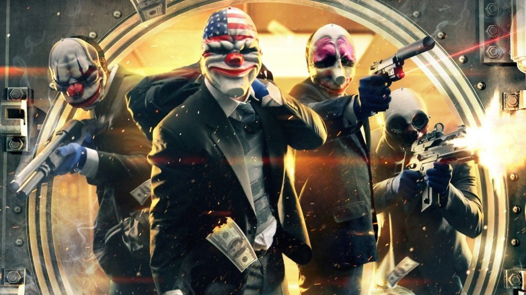 [PSA] Payday 2 Free on Steam right now.